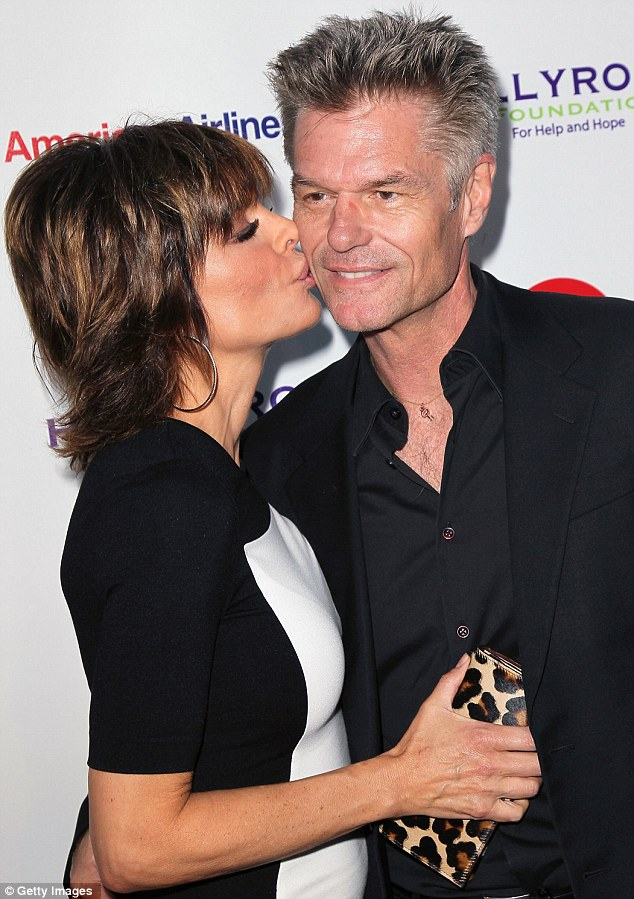 Fun and sexy: The actress recently penned a sex advice book revealing how she put the fun back into her 15 year marriage with Harry Hamlin