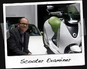 Scooter Examiner