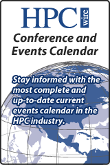 HPC Wire Events