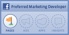 Preferred Marketing Developer Partner - Facebook Pages