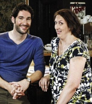When Tom Ellis was first asked to star in BBC2¿s brilliant hit comedy Miranda, the show¿s hilarious writer, actor and stand-up comic Miranda Hart wasn¿t even on his radar