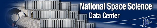 National Space Science Data Center Header