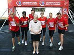 Get set: Camelot boss Dianne Thompson at an Olympics promotion