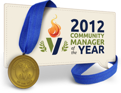 Vitrue Community Manager of the Year Award