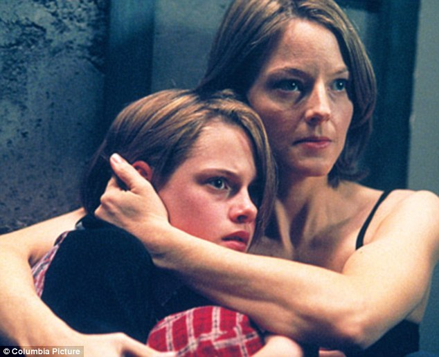Co-stars: Jodie said the two became close while filming Panic Room in 2001
