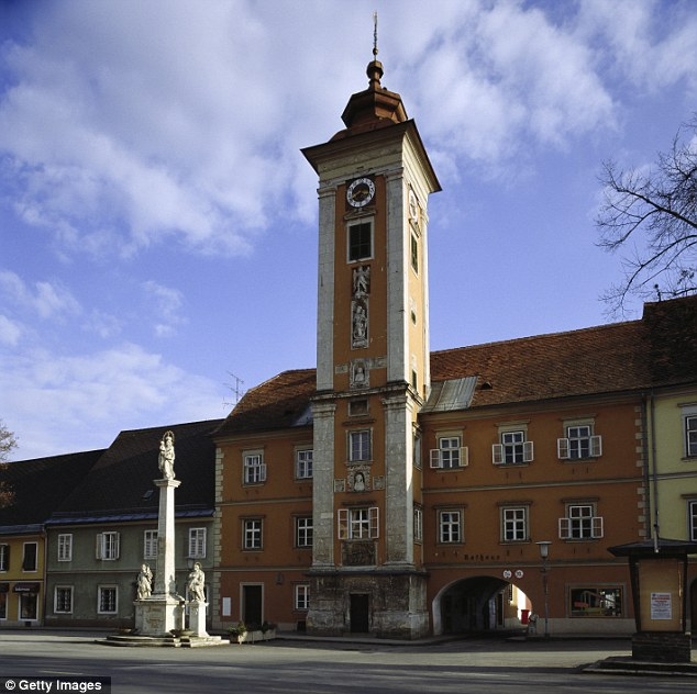 Tournament: The brothers were allegedly abused at a chess competition held in Mureck, Austria
