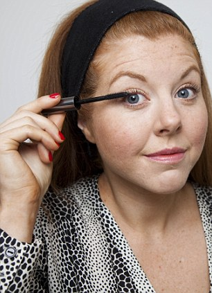 Marianne Power admits to a mascara obsession