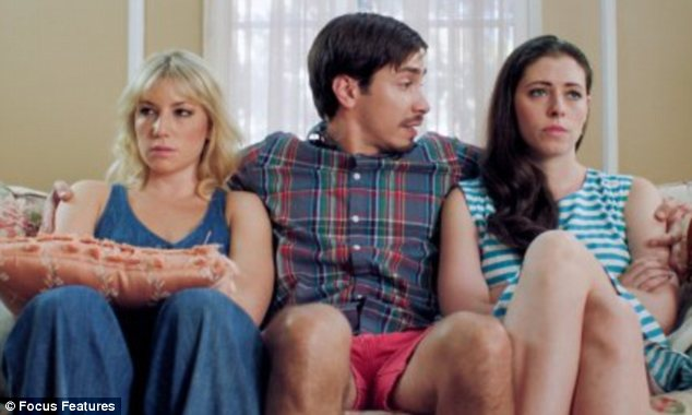 Raunchy: The comedy tells the tale of two roommates who start a phone sex line in order to help make ends meet