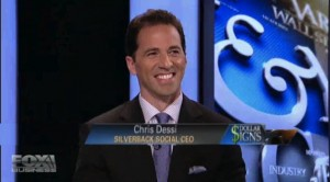 Chris Dessi on Fox Business Varney & Co.