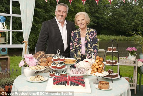 Almost four million people watched the first episode of the new series of the Great British Bake Off, presented by Paul Hollywood and Mary Berry
