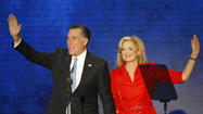 Mitt Romney gains GOP nomination, but his wife steals the night
