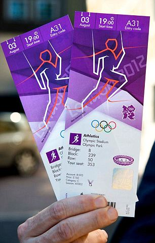 The remarkable success of the British Olympians has seen increased demand for tickets