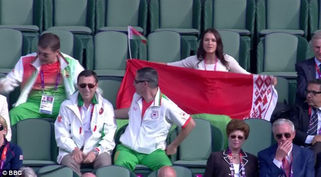 Even yesterday there were empty seats at Wimbledon during the final of the the mixed doubles