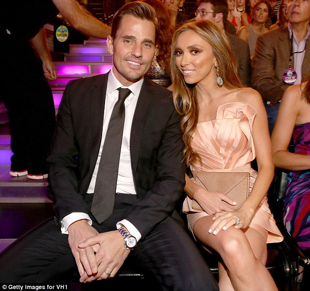 Nearly parents! Giuliana and Bill Rancic are set to become parents for the first time as their gestational surrogate has gone into labour this afternoon with their baby son