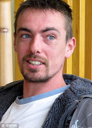 Still missing: Ewen Fraser Beaton, 32, has not been found since the incident and sadly is presumed dead