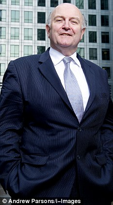 Roger Bootle, managing director of Capital Economics, pictured, said George Osborne should stop cuts to public investment