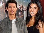 Wouldn't online dating be easier? Tom Cruise 'dated unknown actress who passed Scientology screening process'