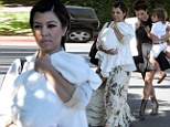Mother-of-two Kourtney Kardashian announces she doesn't 'believe in' taking birth control pills anymore
