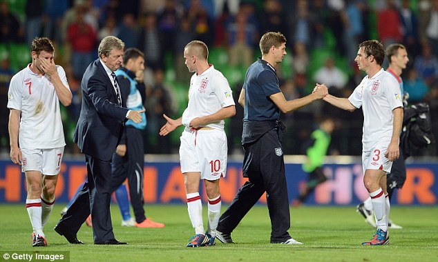 Tougher tests ahead: ENgland will face off against Ukraine on Tuesday