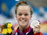 Four-medal haul: Ellie Simmonds has has another tremendous Paralympics