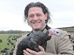 Marco Pierre-White expresses his relief that scientific evidence has revealed no nutritional or safety benefits of organic food over non-organic