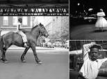 Windy City pictures that will blow you away: Stunning black and white images discovered in a grocery box capture the places and faces of ¿60s Chicago
