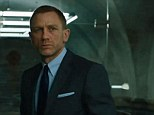 Born again Bond: Daniel Craig, seen in the trailer for Skyfall, has signed up for another two Bond flicks