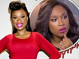 'I've got a dent in my top lip!' Jennifer Hudson admits to having injections in her pout