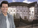 'I love the theatre': Tom Cruise surprises audience as he watches Richard III at London's Globe Theatre