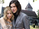 Peaches Geldof weds Thomas Cohen in the same church where the funeral of mother Paula Yates was held 12 years ago