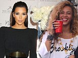 'They love each other': Kim Kardashian and Beyoncé were 'hugging and laughing the whole time' at Jay-Z and Kanye West gig