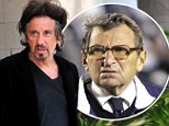 Controversial story: Al Pacino plans to take on a role in a film about a child sex abuse scandal