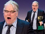 Philip Seymour Hoffman at the Venice Film Festival