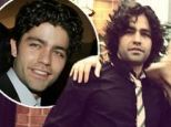 What would the Entourage have to say! Adrian Grenier shows off weight gain in Twitter snap