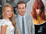 Actors Blake Lively (L) and Ryan Reynolds arrive at the premiere of Warner Bros.
