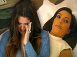 'I want to freeze my eggs!' Broody Kim Kardashian makes a decision as Khloe is told she is having problems ovulating
