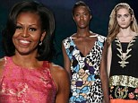 Which one will Michelle Obama wear next? Tracy Reese unveils new collection at New York Fashion week