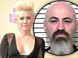 Miley Cyrus intruder 'charged with trespassing and running from police' after prowling around star's garden with scissors