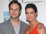 Just married! Cobie Smulders ties the knot with Taran Killam in Wine Country wedding
