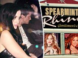 Katy Perry and John Mayer party at Las Vegas strip club until 5am