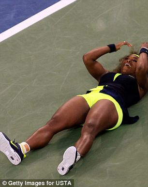 Fourth time: Williams, the younger of the famous tennis sisters, has won the U.S. Open three previous times