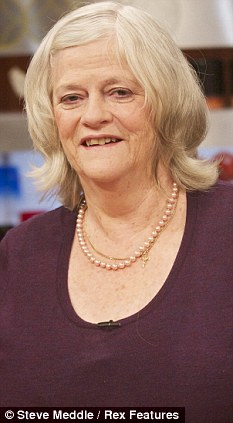 Damning: Ann Widdecombe accused the South East Fertility Clinic of insensitivity