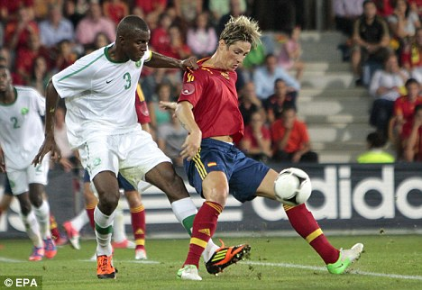 Reborn: Fernando Torres has been in fine form for both club and country