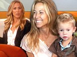 Sheryl Crow blames cell phone use for tumour... revealing she thought she had Alzheimer's when her brain went 'mushy'
