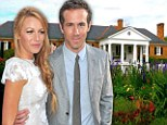 Surprise wedding: Blake Lively and Ryan Reynolds exchanged vows in South Carolina on Sunday