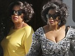 Oprah Winfrey transforms herself into a glamorous granny for epic drama The Butler