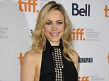 Black beauty: Rachel McAdams looked incredible at a showing of the Passions in Toronto tonight