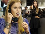 Buy! Sell! Leona Lewis makes her trading floor debut as she raises money for charity on 9/11 anniversary