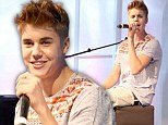 'I'm now an adult': Justin Bieber says he is ready to shed his teen heartthrob status