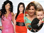 Real Housewives star Jacqueline Laurita hints Teresa Guidice hasn't supported her through son's heartbreaking autism diagnosis